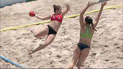 Balonmano Playa - Arena Handball Tour 2 desde Orihuela. Resumen