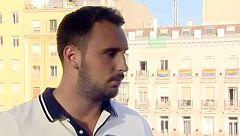 Víctor Gutiérrez reivindica los derechos del colectivo LGTBI en el mundo del deporte