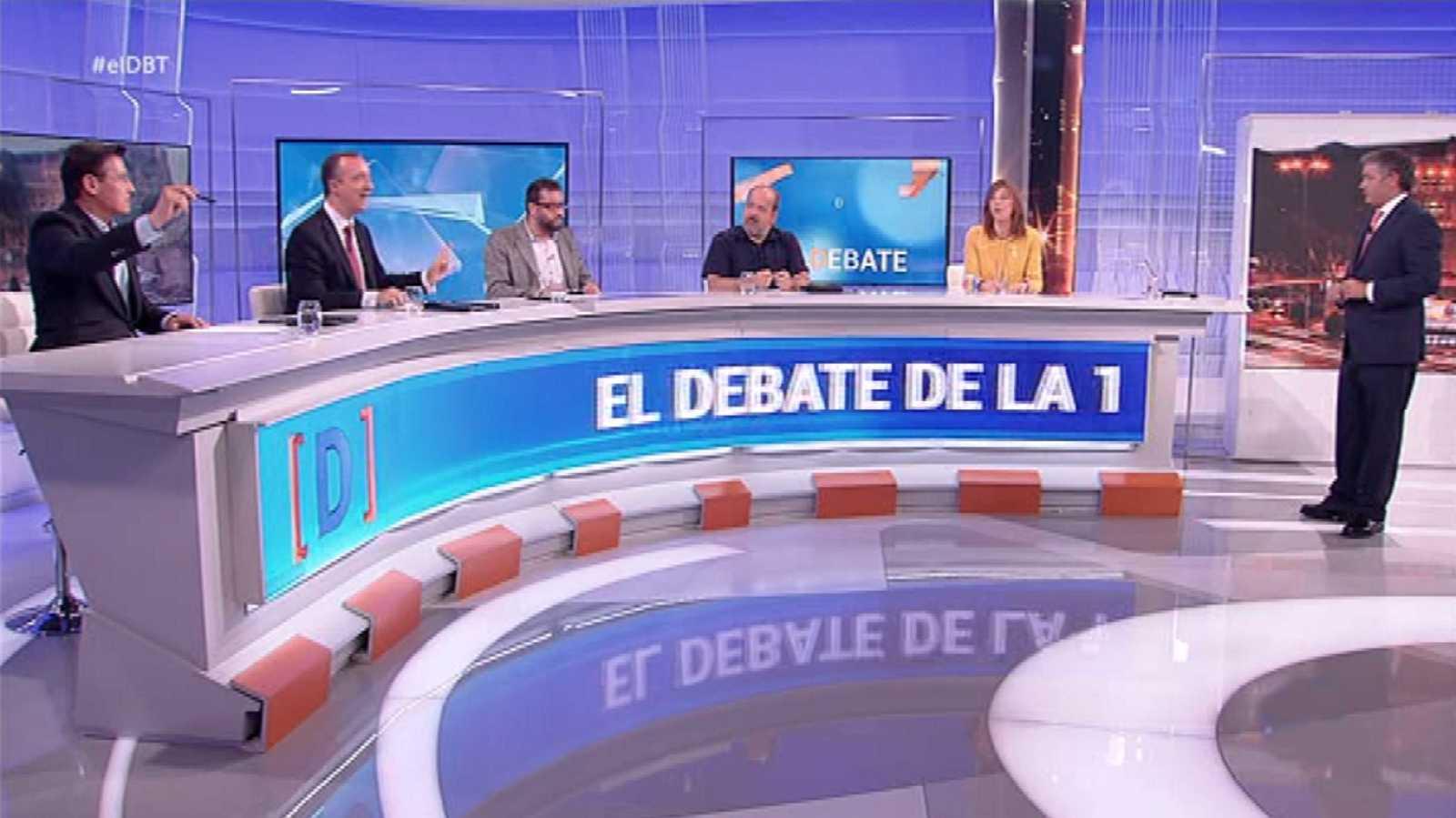 El debate de La 1 - 04/07/18 - ver ahora