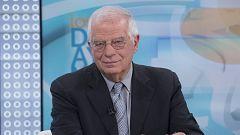 Los desayunos de TVE - Josep Borrell, ministro de Asuntos Exteriores, Unión Europea y Cooperación