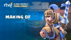 RTVE Clash Royale Challenge - Así se hizo la gran final