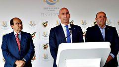 La RFEF propone que la Supercopa se dispute en Tánger el 12 de agosto