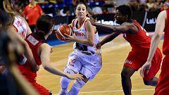 Baloncesto - Amistoso preparación Mundial Femenino: España - Japón (1)