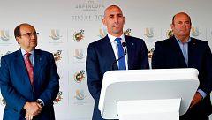 El Sevilla no acepta la propuesta de la RFEF y pide jugar la Supercopa a doble partido
