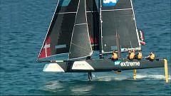 Vela - Extreme Sailing Series 2018 Prueba Barcelona