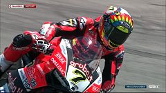 Motociclismo - Campeonato del Mundo Superbike. WSBK 1ª Carrera prueba Italia