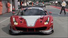 Automovilismo - Internacional GT Open 1ª Carrera