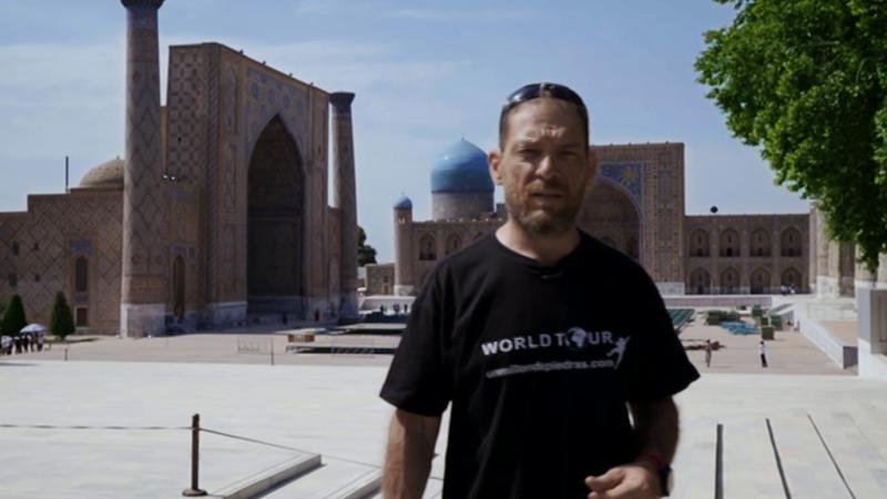 Diario de un nómada - La ruta de la seda: De Samarkanda a las estrellas - ver ahora