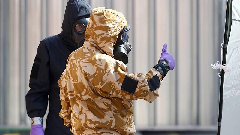 Muere la mujer que resultó intoxicada con el agente nervioso Novichok en el Reino Unido