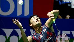 Badminton - 'Open de Indonesia 2018' Final Masculina : Axelsen - Momota