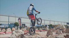 Ciclismo - Campeonato de España de Trial 2018