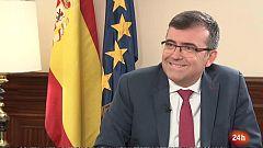 Parlamento - La entrevista - José Antonio Montilla, secretario de Estado de Relaciones con las Cortes - 07/07/2018