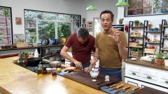 Torres en la cocina - Bacalao al ajoarriero y leche frita