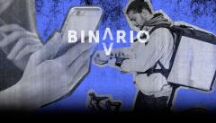 Binario - Precariedad en tiempos de economía colaborativa - Comienzo