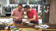 Torres en la cocina - Nachos de patata y pepitorres de ternera