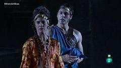 Atención obras - Festival Internacional de Teatro Clásico de Mérida