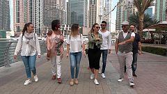 Tribus viajeras - De paso por Dubai