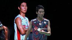 Bádminton - Open de Thailandia. Final Individual Masculina