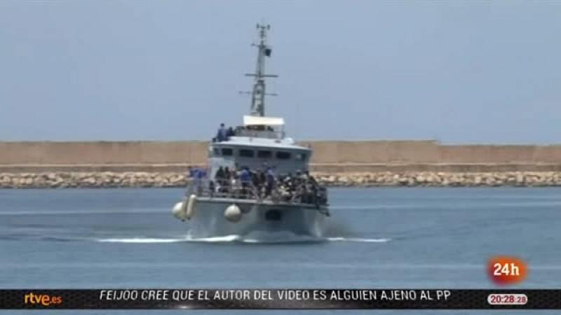 El cierre de puertos italianos reduce las llegas pero multiplica las muertes