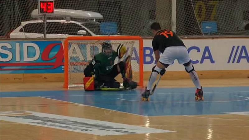 Hockey Patines - Campeonato de Europa Masculino: Holanda -  España
