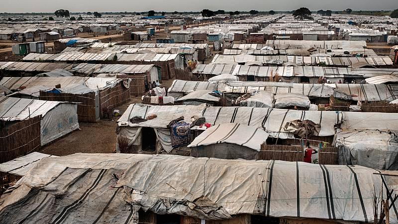 Sudán del Sur: Sobrellevando la vida en el campo de desplazados de Bentiu