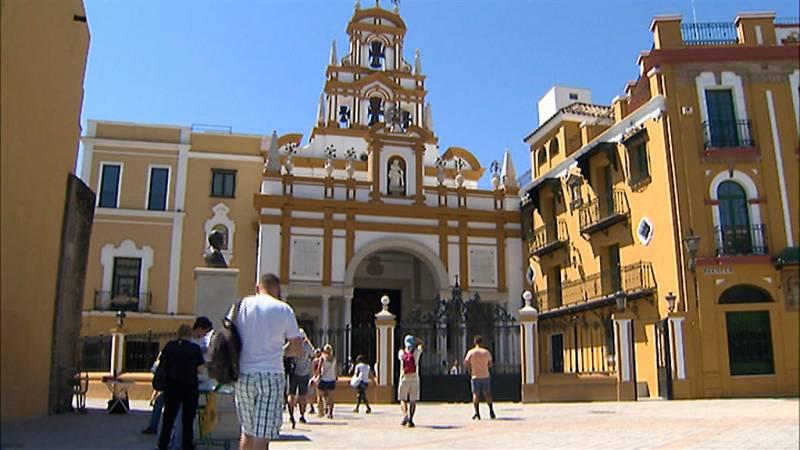 Los restos de Queipo de Llano dejarán de ocupar un lugar accesible al público en la Basílica de la Macarena de Sevilla