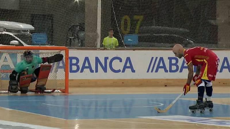 Hockey Patines - Campeonato de Europa Masculino: España - Alemania - ver ahora