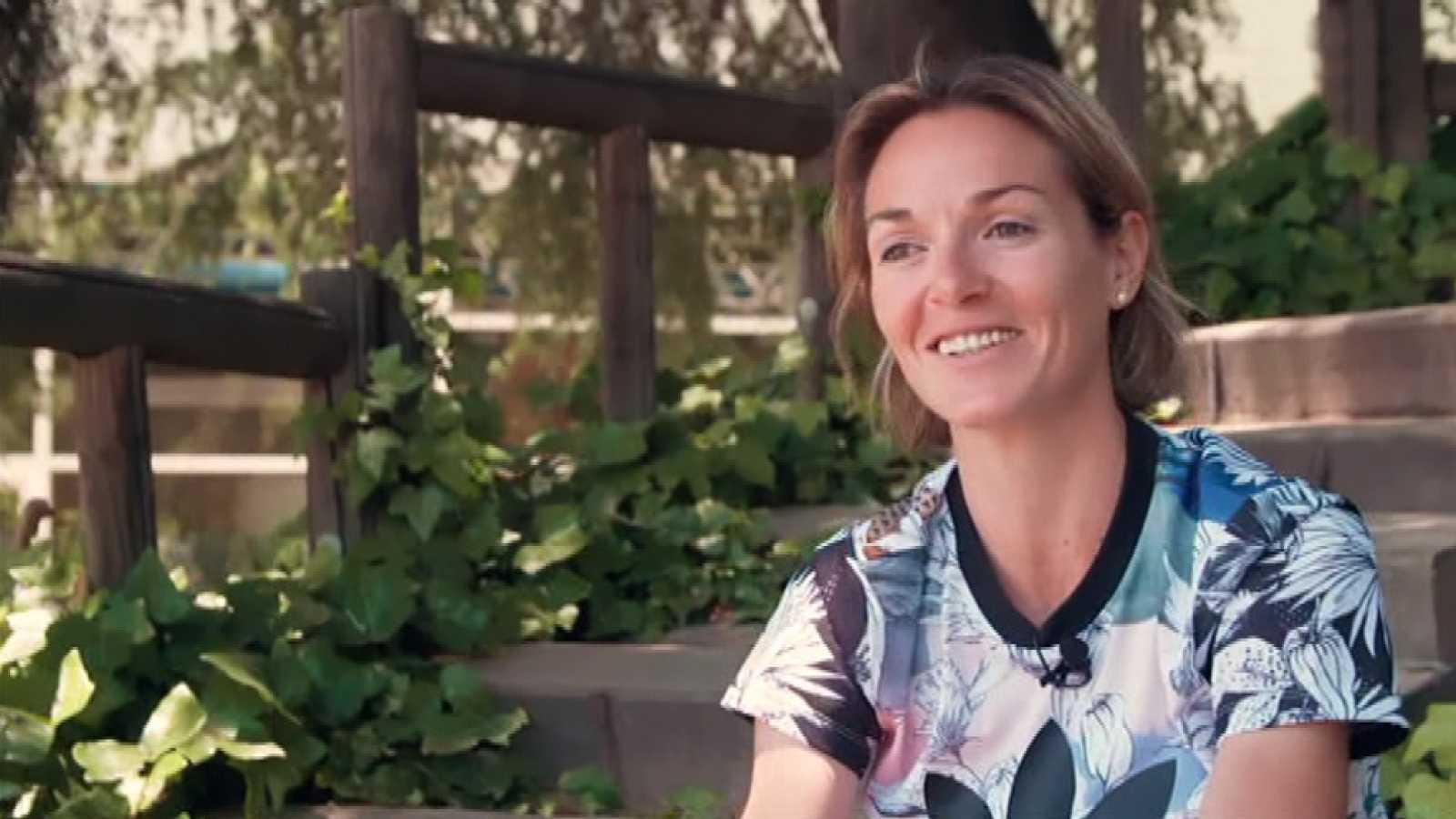 Mujer y deporte - Atletismo: Teresa Urbina - ver ahora