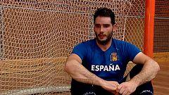 Hockey Patines - Reportaje: Xavi Malián