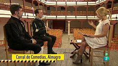 Atención Obras - Cayetana Guillén Cuervo entrevista a dos grandes de la literatura universal: don Miguel de Cervantes Saavedra y don Félix Lope de Vega