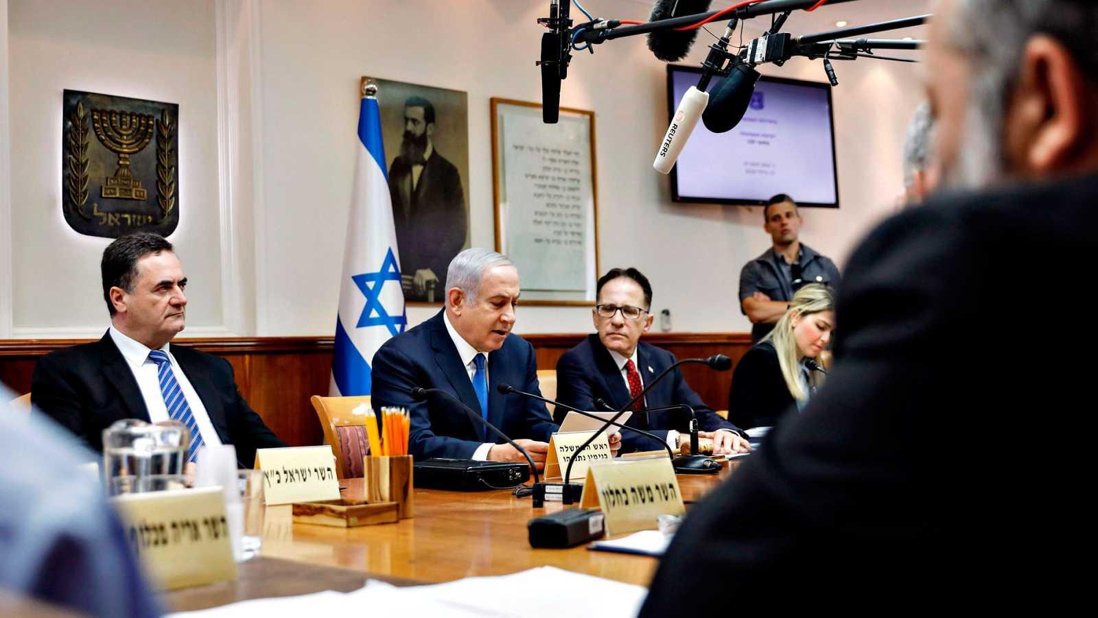 Israel se proclama Estado judío