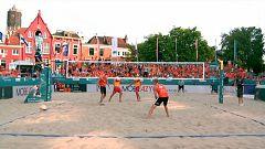Voley playa - Campeonato de Europa Masculino: España - Holanda