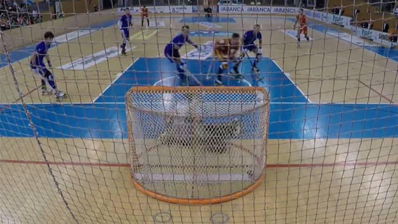 Hockey Patines - Campeonato de Europa Masculino: España - Italia  - ver ahora