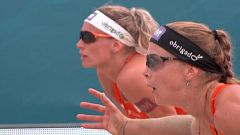 Voley playa - Campeonato de Europa Femenino 1/4 Final: España - Holanda