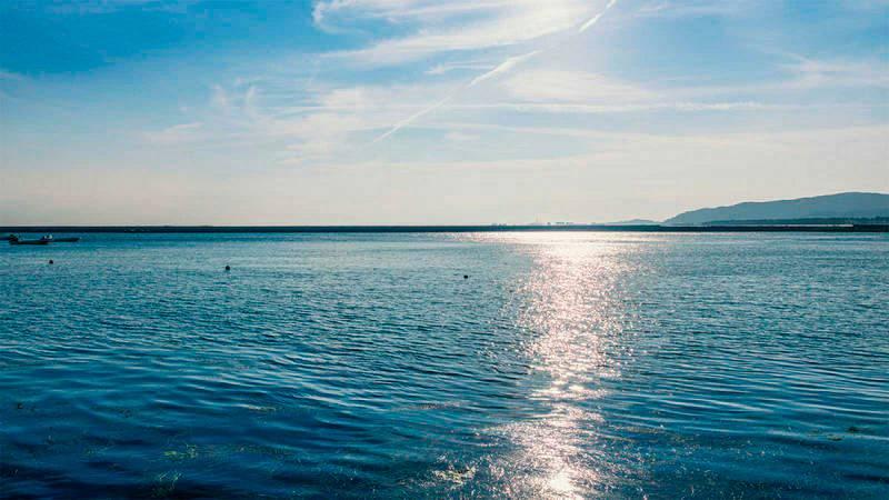 Reabren dos playas en la prefectura de Fukushima que quedaron devastadas tras el tsunami de 2011