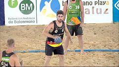 Balonmano Playa - Arena Handball Tour 3 Final Masculina desde Antequera