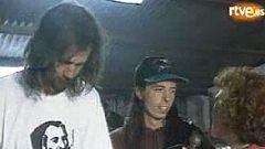 Entrevista a Nirvana en 'Rockopop' (1992)
