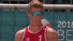 Voley playa - Campeonato de Europa Masculino 1ª Semifinal: España - Noruega