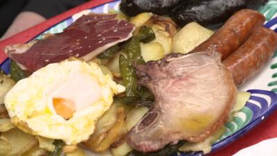 Atleta Gourmet - Alpujarra granadina. De Órgiva a Bubión - ver ahora