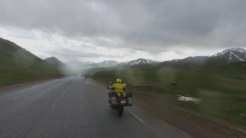 Diario de un nómada - La ruta de la seda: Kirguistán, del valle a la montaña - ver ahora