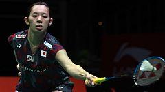 Bádminton - 'Open de Singapur 2018' Final Individual Femenina: Takahashi-Gao F.J.
