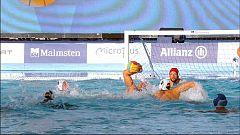 Waterpolo - Campeonato de Europa Masculino: Alemania - Grecia