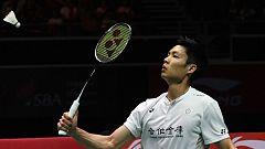 Bádminton - 'Open de Singapur 2018' Final Individual Masculina: Chou T.C. - Hsu J.H.