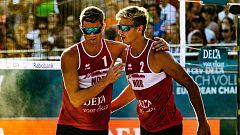 Voley playa - Campeonato de Europa Masculino Final: Noruega - Letonia