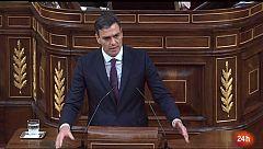 Parlamento - El foco parlamentario - Programa de gobierno de Pedro Sánchez - 21/07/2018
