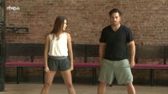 Bailando con las estrellas - Así han sido los ensayos de Patry, Manu y David antes de la gran final