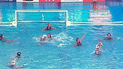 Waterpolo - Campeonato de Europa Femenino 1/4 Final: Italia - Hungría
