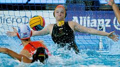 Waterpolo - Campeonato de Europa Femenino 1/4 Final: Holanda - Alemania
