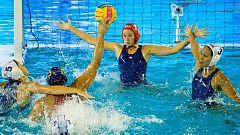 Waterpolo - Campeonato de Europa Femenino 1/4 Final: Francia - España