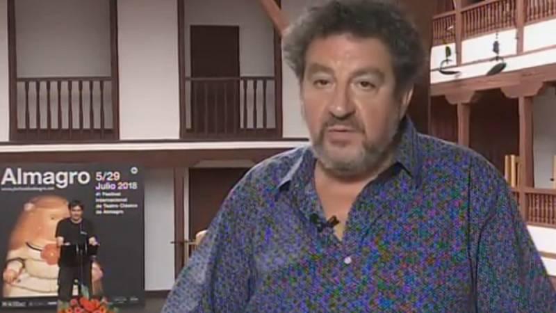 Almagro 2018: Homenaje al iluminador  Juan Gómez Cornejo
